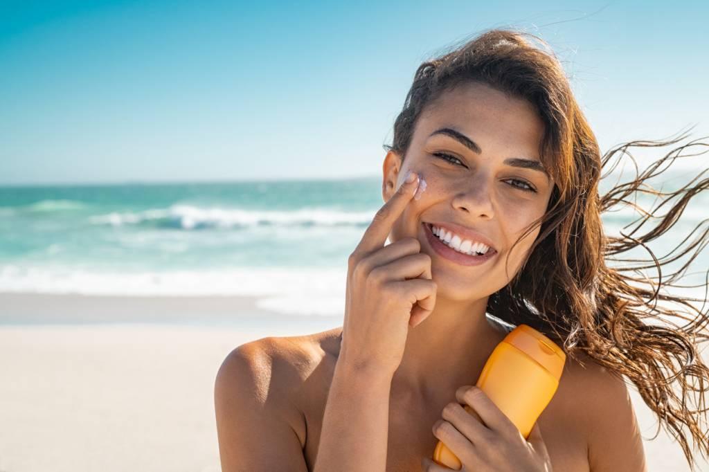 soin anti-rides crème solaire