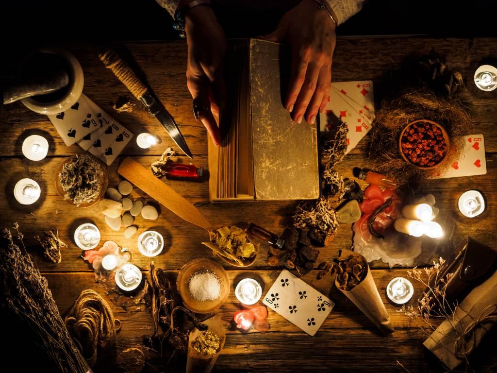 bougies rituel cérémonie