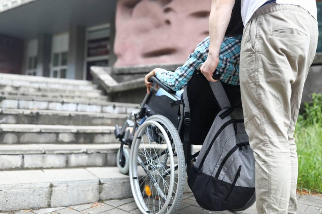 personne handicapée accompagnement